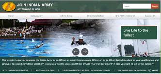 indian army recruitment is now shifting online beginning this