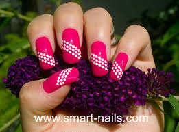 how to make a lace nail art design with the p056 stencil from