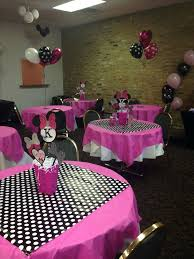 minnie mouse birthday decorations diy minnie mouse birthday decorations pink zebra party by birthday