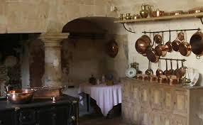 cuisine chateau château de marcilly sur maulne cuisine
