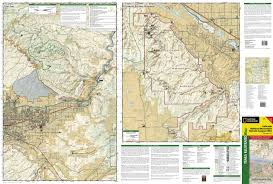Topographical Map Of Colorado by Colorado National Monument Mcinnis Canyons National Conservation