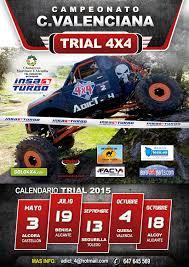 recambios lexus valencia trial 4x4 campeonato c valenciana
