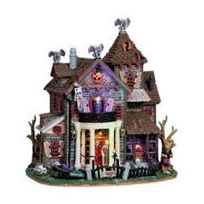 spooky town lemax 34605 scary go spooky town exclusive