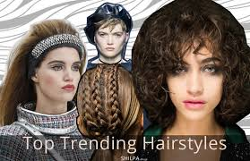 top trending hairstyles for fall 2017 11 hair trends to try in fw17