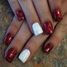 best 25 christmas nail art ideas on pinterest christmas nails