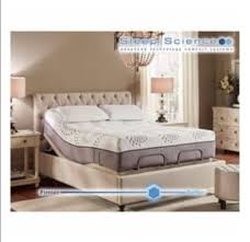 Sleep Science Adjustable Bed Bedding For Sale 5miles Buy And Sell