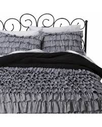 White Ruffled Comforter Check Out These Bargains On Xhilaration Twin Xl Patterned Ruffle