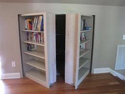 Wall Bookcases With Doors Ideas Of Door Bookcase With Concealed Doors Bookcases I Am