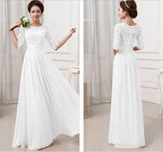 wedding dress brokat gamis brokat ala korea muslimgamis