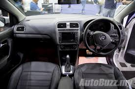 volkswagen polo 2015 interior volkswagen polo allstar introduced added kit inside u0026 out for