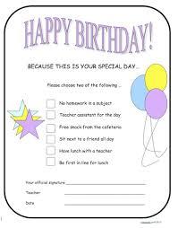 21 best birthdays in kindergarten images on birthday
