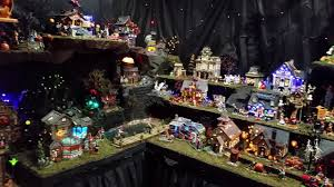 department 56 halloween village display 2016 youtube