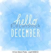 imagenes hola diciembre azul diciembre resumen saludo acuarela plano de fondo