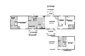 manufactured home floor plan clayton classic house plans 86235
