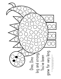 do a dot printables motora fina pinterest activities craft