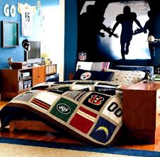 boys bedroom casual sport cool bedroom for guys decoration using