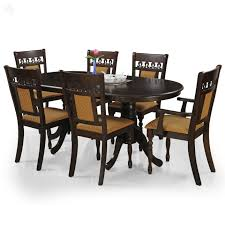 Oval Dining Table Set For 6 Dining Room Alluring Target Dining Table For Dining Room