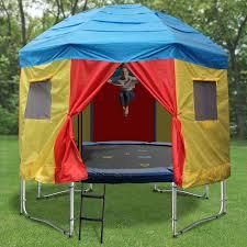 Camping In Backyard Ideas Best 25 Trampoline Tent Ideas On Pinterest Trampoline Swing