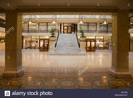 illinois chicago lobby interior of rookery building designed by