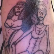 woman asks for disney princess tattoo gets f ing nightmare