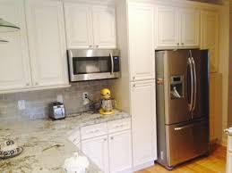 cabinet enclosure for refrigerator kitchen cabinets refrigerator dayri me