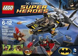 amazon lego superheroes 76011 batman man bat attack