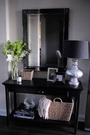outstanding foyer table decorating ideas 48 in layout design