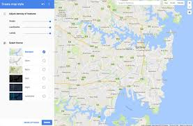 Custom Maps Introducing Custom Map Styles For Google Maps U2013 Exploring Android