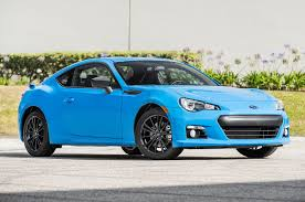 subaru brz modified 2016 subaru brz wrx sti get limited series hyperblue trim