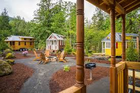 Vacation Tiny House 7 Tiny House Hotels For Fun Size Vacations