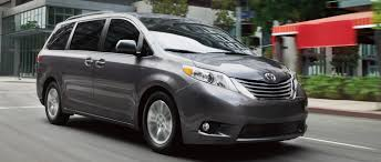 gallery of toyota sienna