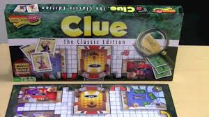 clue classic edition youtube
