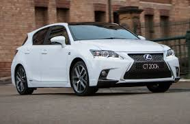 lexus ct200 turbo lexus softens stance on non hybrid ct and plug in hybrids