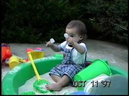 Barney U0027s Backyard Gang Barney by 1997 Kids Playing Backyard Video Clips For Children Baby Clips