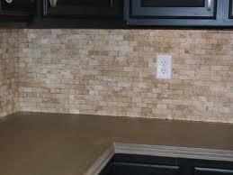 kitchen magnificent stone tile kitchen backsplash for home