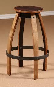 Wine Bar Table Wine Barrel Bar Stools Ideas Laluz Nyc Home Design