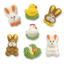 Easter Decorations Uk by Mini Easter Decorations