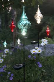 Diy Outdoor Lawn Christmas Decorations Table Lamps Garden Solar Table Lamp Solar Table Lamp Diy Outdoor