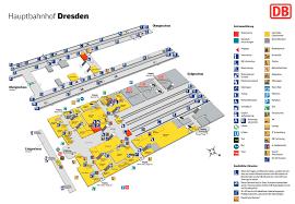 Dresden Germany Map by Dresden Railgermany Net