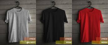 desain baju kaos hitam polos grosir kaos polos murah adrotextile com
