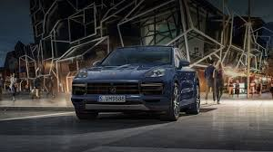 suv porsche 3 amazing features of the 2019 porsche cayenne turbo suv news