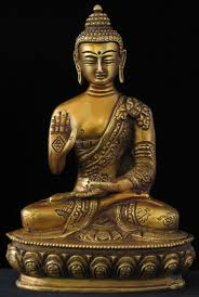 spiritual statues amoghasiddhi 20 cm buddha statue messing buddhist rupas