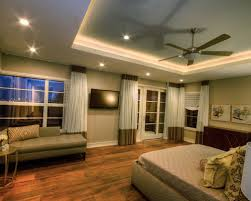 recessed lighting ceiling fan houzz
