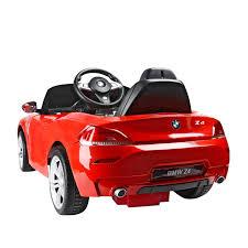 what car bmw z4 amazon com bmw z4 6v electric ride on car w parent