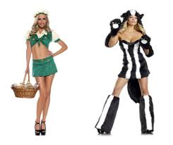 Skunk Halloween Costumes Rutgers U0027 Guide Basic Halloweenthe Black Sheep
