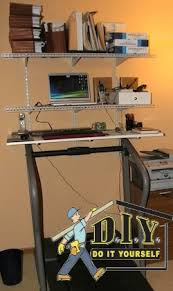 Diy Treadmill Desk The Diy Treadmill Desk The Inside Trainer Inc