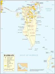 Bahrain Map Middle East by Transport In Bahrain Wikipedia
