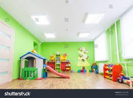 green game room kindergarten stock photo 572019085 shutterstock