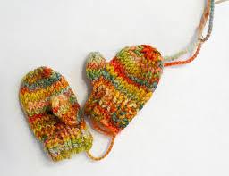 mini mitten ornaments andrea kopacek s pattern on ravelry knit