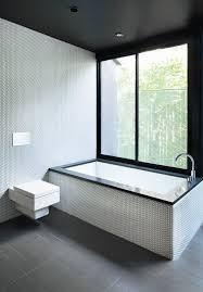 Cornflower Blue Bathroom by A Minimalist Bathroom In Los Angeles Dwell